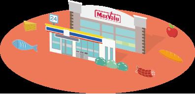 SM(スーパーマーケット)事業